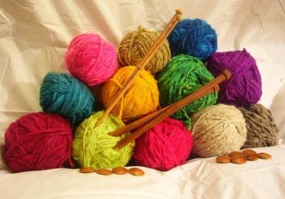 ovillo de lana